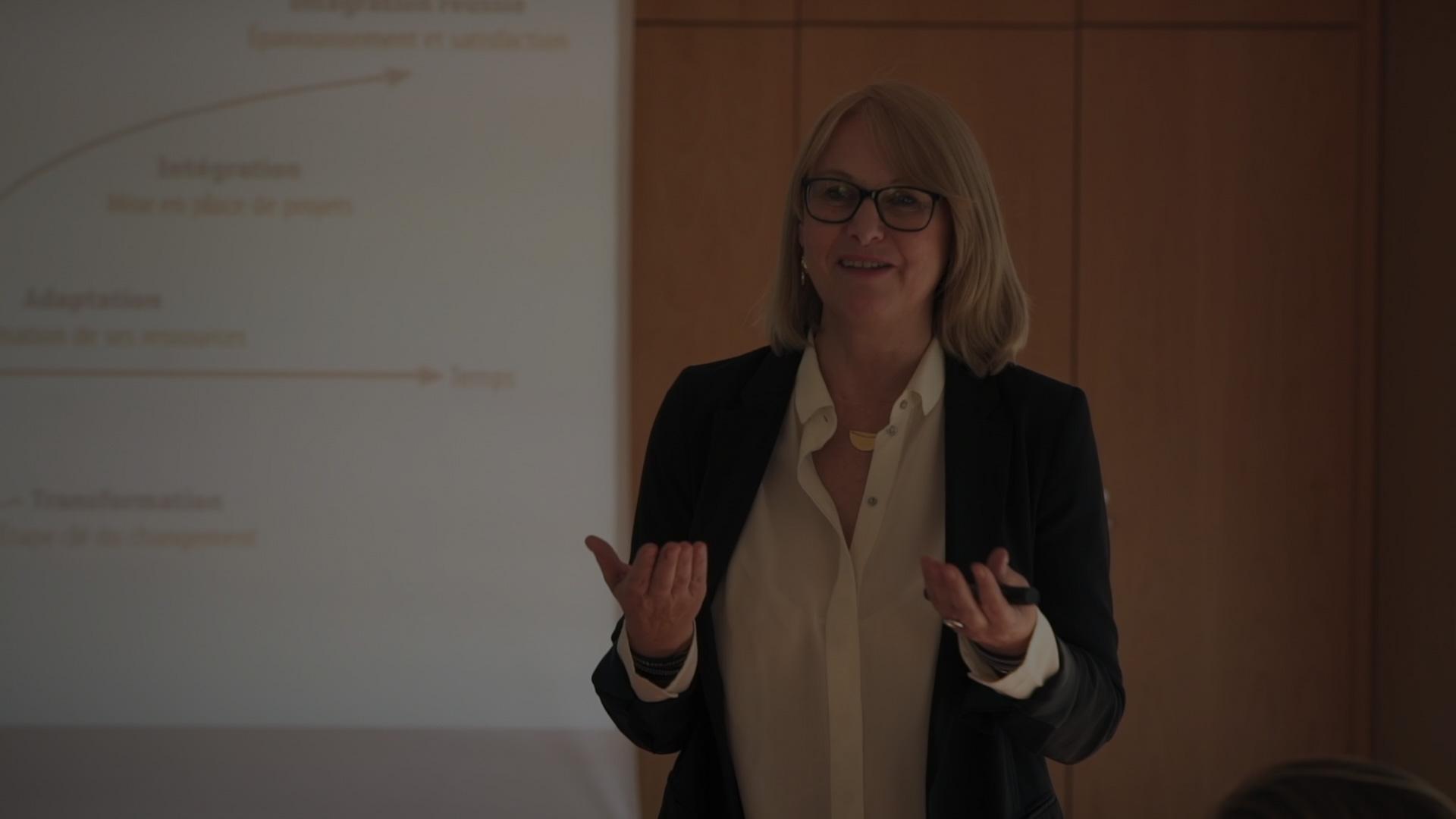 Pia Abildgaard, træner i interkulturel ledelse, samarbejdsprocesser og kommunikation